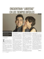 """Infobaja – Encuentran """"Libertad"""" en los tiempos difíciles"""