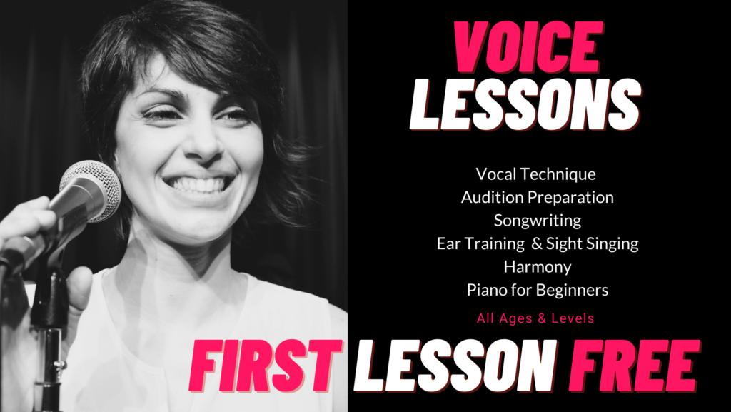 Voice Lessons Final 1